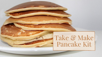 Take and Make Pancake Kit