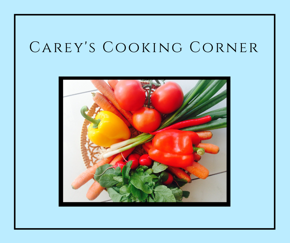 Carey's Cooking Corner