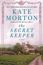 The secret Keeper book cover by Kate Morton